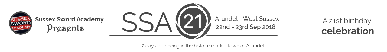 SSA 21 – 21st Anniversary Celebration